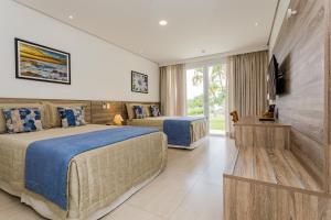 Beach Hotel Sunset, Hotely  Camburi - big - 4