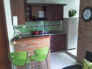 Zojo Apartamentos, Appartamenti  Medellín - big - 3