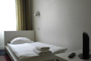 Hotel Komet, Hotel  Düsseldorf - big - 12