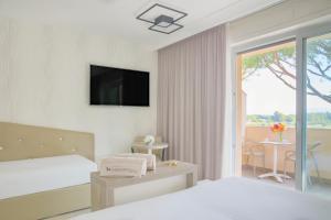 Park Hotel Marinetta, Szállodák  Marina di Bibbona - big - 11