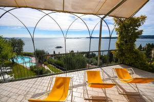 La Villa Fasano, Apartmánové hotely  Gardone Riviera - big - 151