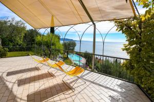 La Villa Fasano, Apartmánové hotely  Gardone Riviera - big - 143