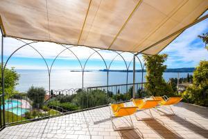 La Villa Fasano, Apartmánové hotely  Gardone Riviera - big - 142
