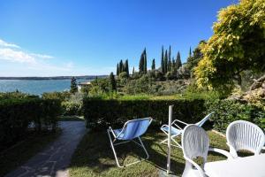 La Villa Fasano, Apartmánové hotely  Gardone Riviera - big - 140