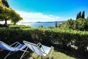 La Villa Fasano, Apartmánové hotely  Gardone Riviera - big - 138