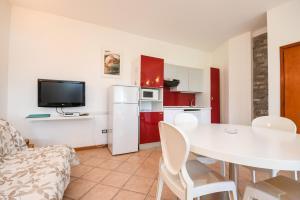La Villa Fasano, Apartmánové hotely  Gardone Riviera - big - 133