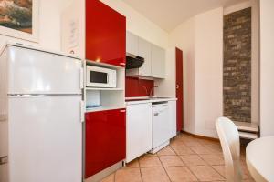 La Villa Fasano, Apartmánové hotely  Gardone Riviera - big - 130