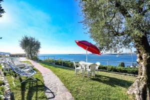 La Villa Fasano, Apartmánové hotely  Gardone Riviera - big - 126