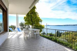 La Villa Fasano, Apartmánové hotely  Gardone Riviera - big - 124