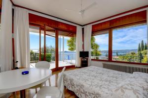 La Villa Fasano, Apartmánové hotely  Gardone Riviera - big - 122