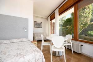 La Villa Fasano, Apartmánové hotely  Gardone Riviera - big - 120