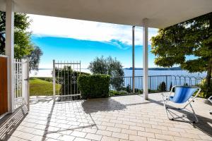 La Villa Fasano, Apartmánové hotely  Gardone Riviera - big - 115