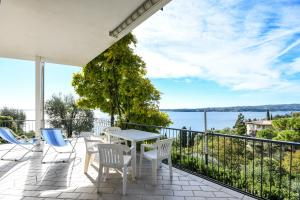 La Villa Fasano, Apartmánové hotely  Gardone Riviera - big - 113