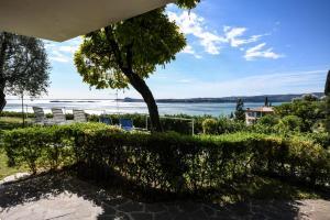 La Villa Fasano, Apartmánové hotely  Gardone Riviera - big - 107