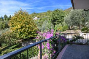 La Villa Fasano, Apartmánové hotely  Gardone Riviera - big - 79