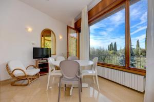 La Villa Fasano, Apartmánové hotely  Gardone Riviera - big - 62