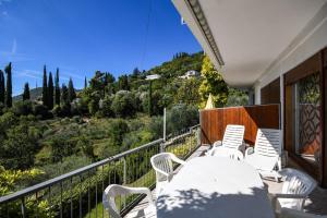 La Villa Fasano, Apartmánové hotely  Gardone Riviera - big - 61