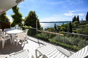 La Villa Fasano, Apartmánové hotely  Gardone Riviera - big - 60