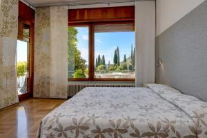 La Villa Fasano, Apartmánové hotely  Gardone Riviera - big - 45