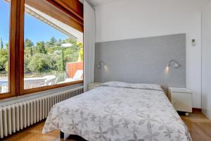 La Villa Fasano, Apartmánové hotely  Gardone Riviera - big - 44