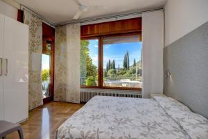 La Villa Fasano, Apartmánové hotely  Gardone Riviera - big - 42