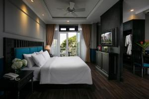 Golden Holiday Hotel & Spa, Hotely  Hoi An - big - 18
