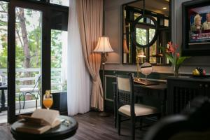 Golden Holiday Hotel & Spa, Hotely  Hoi An - big - 10