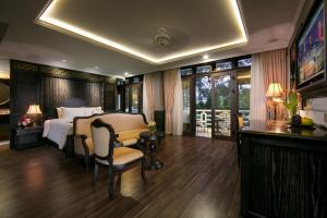 Golden Holiday Hotel & Spa, Hotely  Hoi An - big - 24