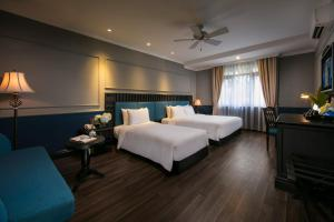 Golden Holiday Hotel & Spa, Hotely  Hoi An - big - 75