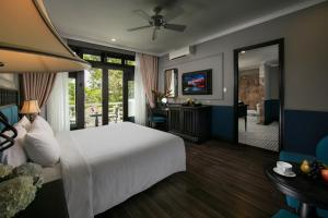 Golden Holiday Hotel & Spa, Hotely  Hoi An - big - 80