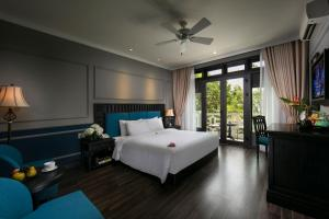 Golden Holiday Hotel & Spa, Hotely  Hoi An - big - 82