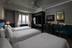 Golden Holiday Hotel & Spa, Hotely  Hoi An - big - 103