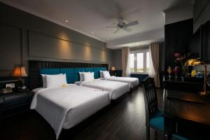Golden Holiday Hotel & Spa, Hotely  Hoi An - big - 4
