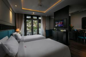 Golden Holiday Hotel & Spa, Hotely  Hoi An - big - 47