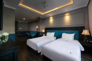 Golden Holiday Hotel & Spa, Hotely  Hoi An - big - 48