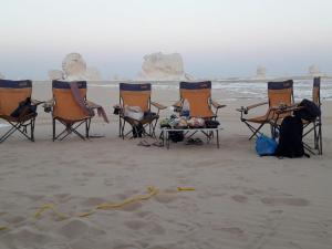 White desert, Campsites  Bawiti - big - 8