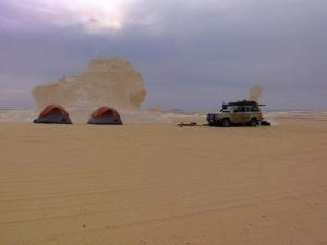 White desert, Campsites  Bawiti - big - 21