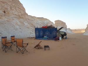 White desert, Campsites  Bawiti - big - 23