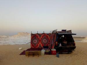 White desert, Campsites  Bawiti - big - 24