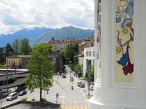 Hotel Rio Garni, Hotely  Locarno - big - 22