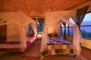Gorilla Closeup Lodge, Chaty v prírode  Kisoro - big - 43