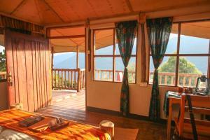 Gorilla Closeup Lodge, Chaty v prírode  Kisoro - big - 37