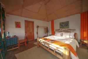 Gorilla Closeup Lodge, Chaty v prírode  Kisoro - big - 21