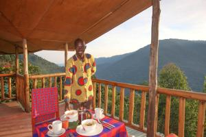 Gorilla Closeup Lodge, Chaty v prírode  Kisoro - big - 34