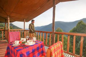 Gorilla Closeup Lodge, Chaty v prírode  Kisoro - big - 19