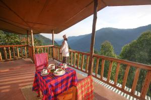 Gorilla Closeup Lodge, Chaty v prírode  Kisoro - big - 18