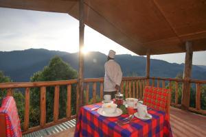 Gorilla Closeup Lodge, Chaty v prírode  Kisoro - big - 6