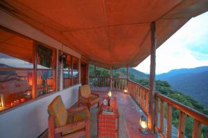 Gorilla Closeup Lodge, Chaty v prírode  Kisoro - big - 2
