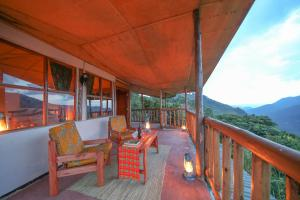 Gorilla Closeup Lodge, Chaty v prírode  Kisoro - big - 115