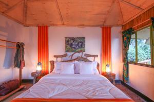 Gorilla Closeup Lodge, Chaty v prírode  Kisoro - big - 113